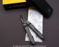 Preview: Leatherman, BEST POCKET TOOLS, Multitool, Modell REBAR - black