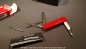 Preview: Wenger Taschenmesser (heute: Victorinox), Modell Bernina Mini Spot Light