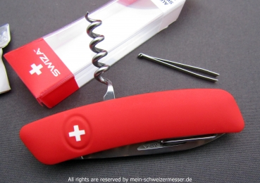 Mein Schweizermesser Swiss Army Knife Swiza Model Tick