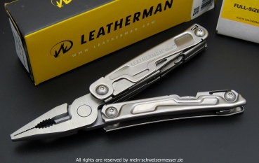 Leatherman, BEST POCKET TOOLS, Multitool, Modell REV