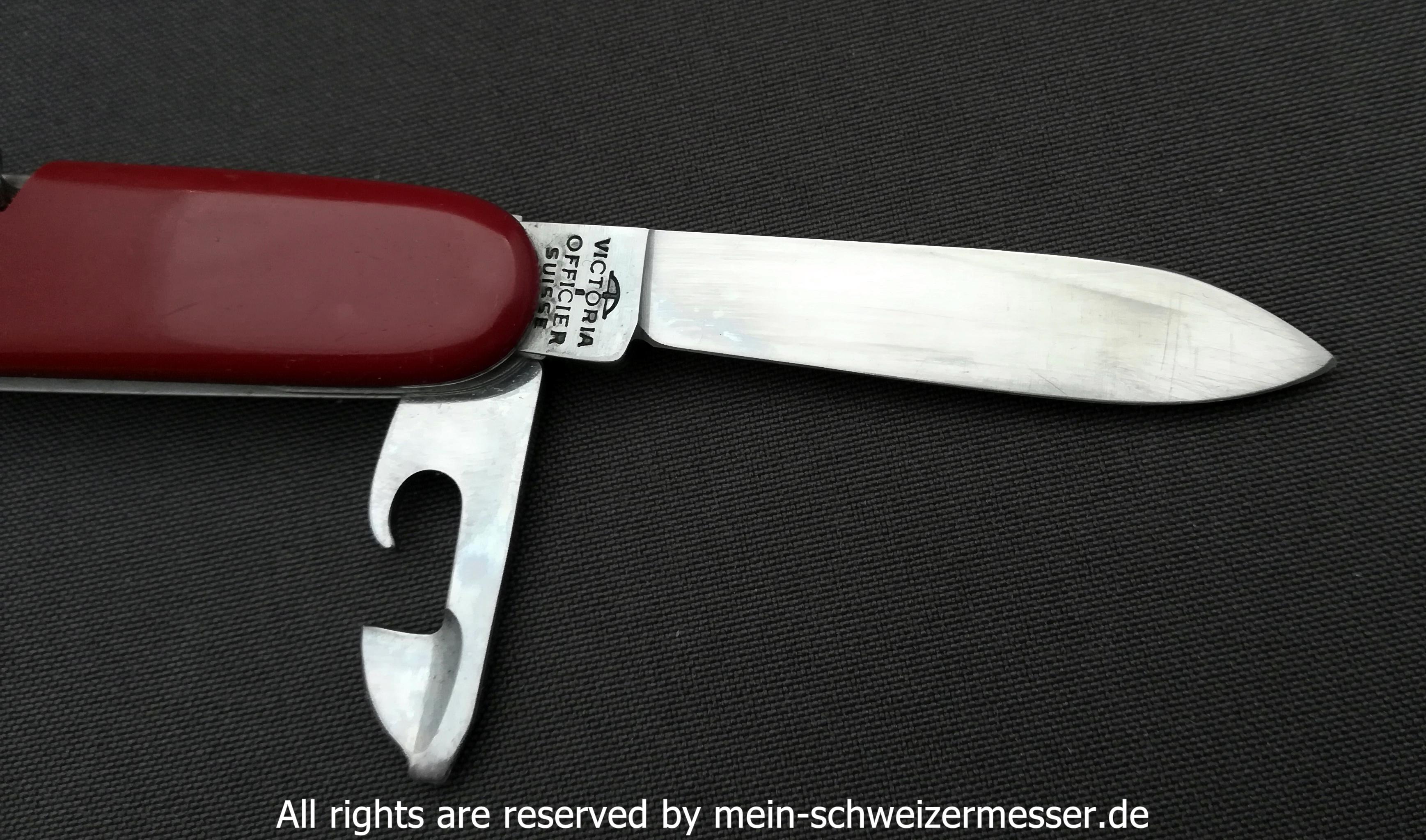 Mein Schweizermesser Old Swiss Army Knife Victorinox