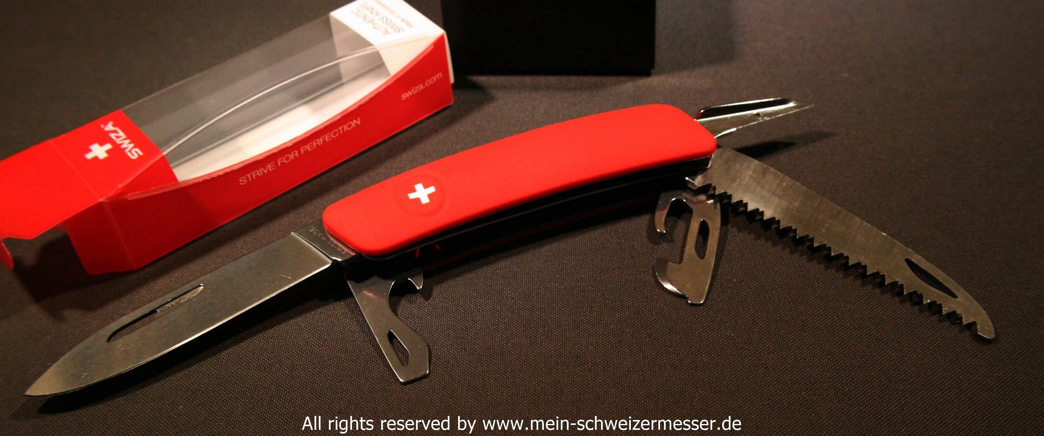mein schweizermesser schweizer taschenmesser swiza d05. Black Bedroom Furniture Sets. Home Design Ideas