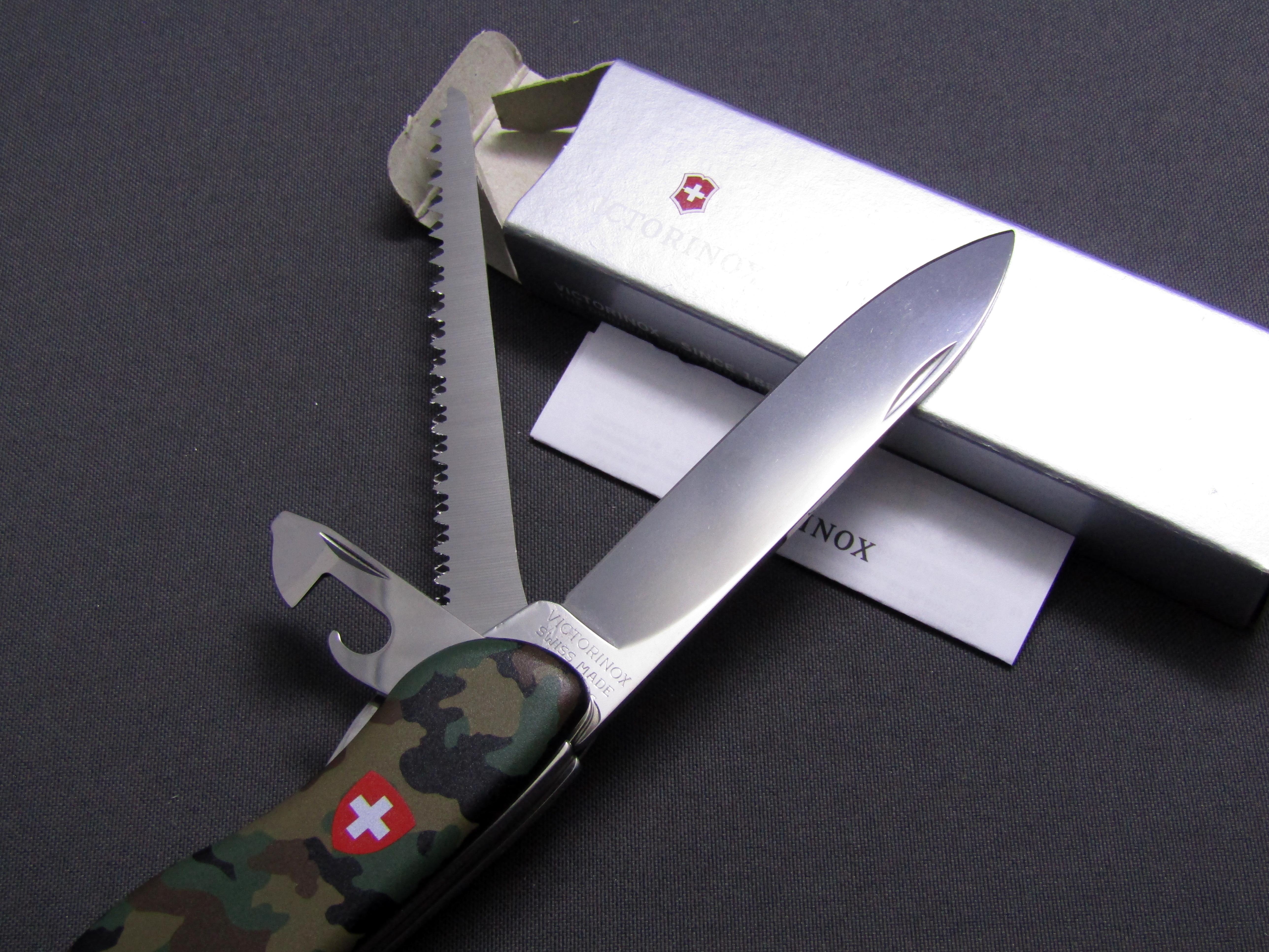 Mein Schweizermesser Swiss Army Knife Victorinox Mod