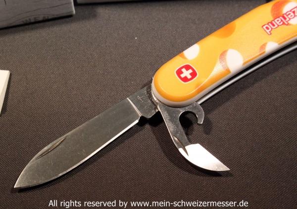 Mein Schweizermesser Swiss Army Knife Wenger Evolution